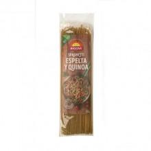 Spaguetti de Espelta y Quinoa