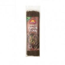 Spaguetti de Espelta con Chia