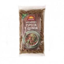 Macarrón Espelta y Quinoa