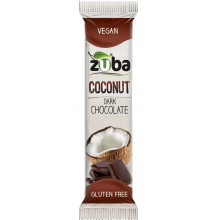 Barrita Coco y Chocolate Negro Zuba