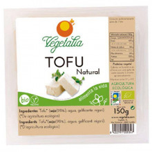 Tofu Natural 150g Vegetalia