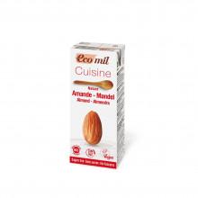 Crema Almendra Cuisine Natural Ecomil