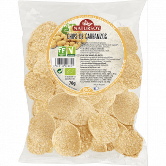 Chips Garbanzos Natursoy