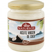 Aceite Coco 200ml Natursoy