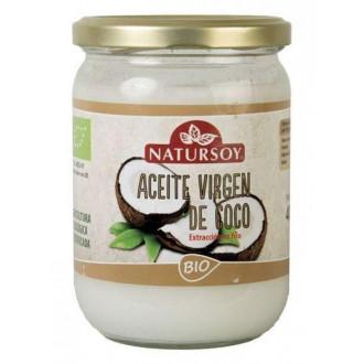 Aceite Coco Natursoy 400ml