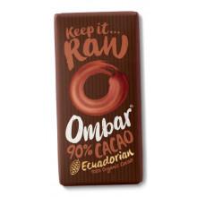 Chocolatina 90% Cacao Ombar
