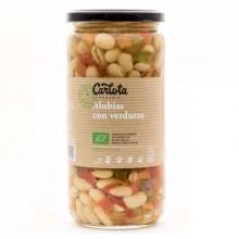 Alubias con Verduras Carlota Organic