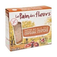 Pan Flores con Castañas 150g