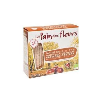 Pan de Flores con Castañas 150g