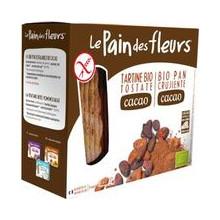 Pan de Flores con Cacao
