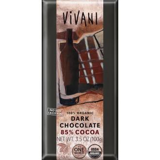 Chocolate 85% Cacao Vivani
