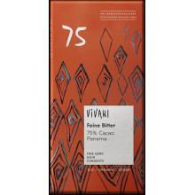 Chocolate Negro 75% Vivani