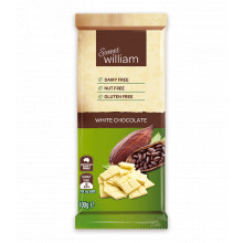 Chocolate Blanco Vegano Sweet William