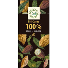 Chocolate Cacao Puro 100% Sol Natural