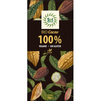 Chocolate Cacao Puro 100%