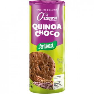 Digestive Quinoa Choco Santiveri