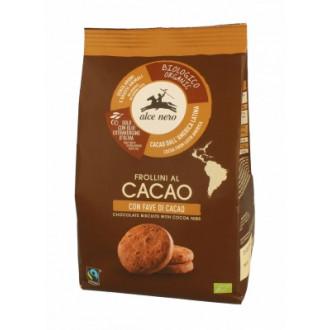 Galletas Cacao con Semillas Cacao Alce Nero