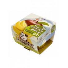 Puré Manzana y Plátanos La Finestra Sul Cielo