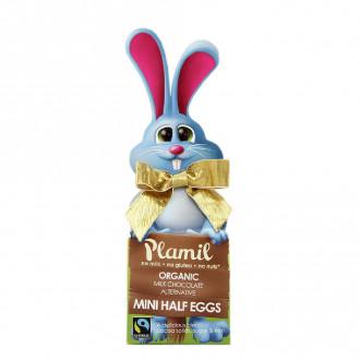 Conejitos Huevo Chocolate Plamil