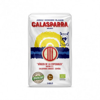 Arroz Blanco Calasparra 1Kg