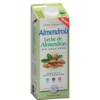 Bebida Almendra Sin Azúcar Almendrola