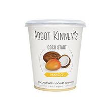 Yogur Coco y Mango 400ml Abbot Kinney's