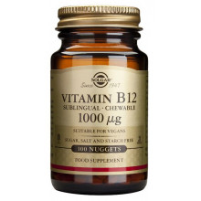 Vitamina B12 1000 µg  (cianocobalamina)