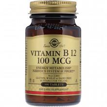 Vitamina B12 100 µg  100 cápsulas