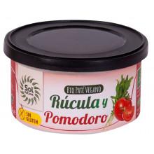 Paté Rúcula y Pomodoro Sol Natural