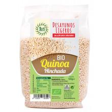 Quinoa Hinchada Sol Natural