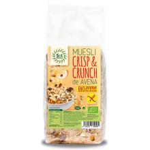 Muesli Crisp & Crunch Avena