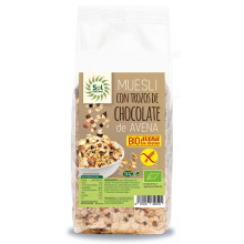 Muesli Avena y Chocolate Sol Natural