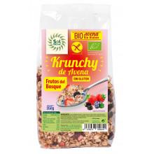 Krunchy Avena y Frutos del Bosque Sol Natural