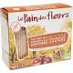 Pan Flores Castaña 300g