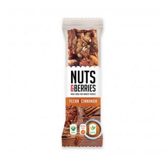 Barrita Nueces y Canela Nuts & Berries