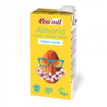 Bebida Almendra y Vainilla Ecomil