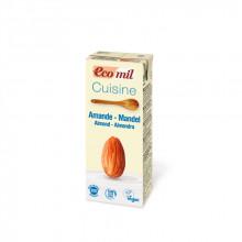 Crema Almendras Cuisine Ecomil