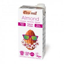 Bebida Almendra Proteína Ecomil