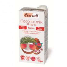 Bebida Coco y Almendra Ecomil