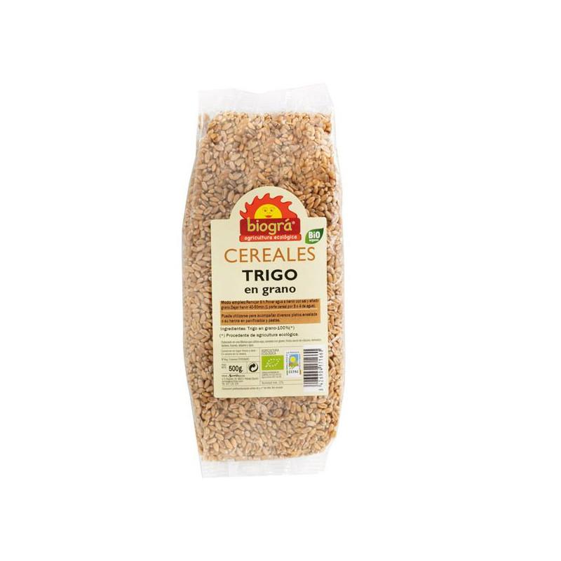 Trigo Grano 500g Biográ