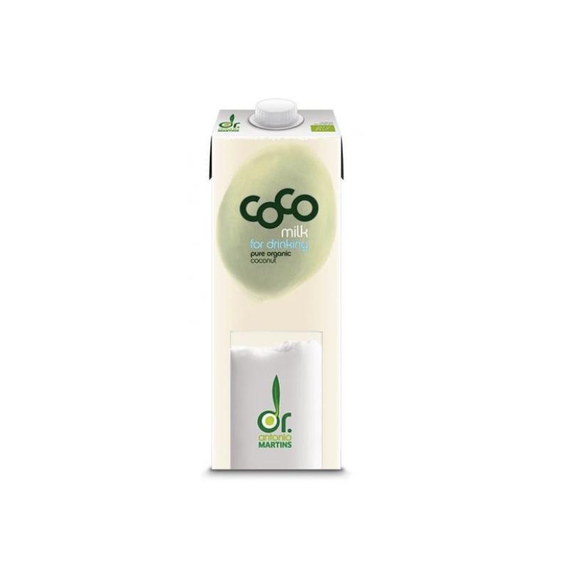 Bebida Leche de Coco 1L Dr. Martins