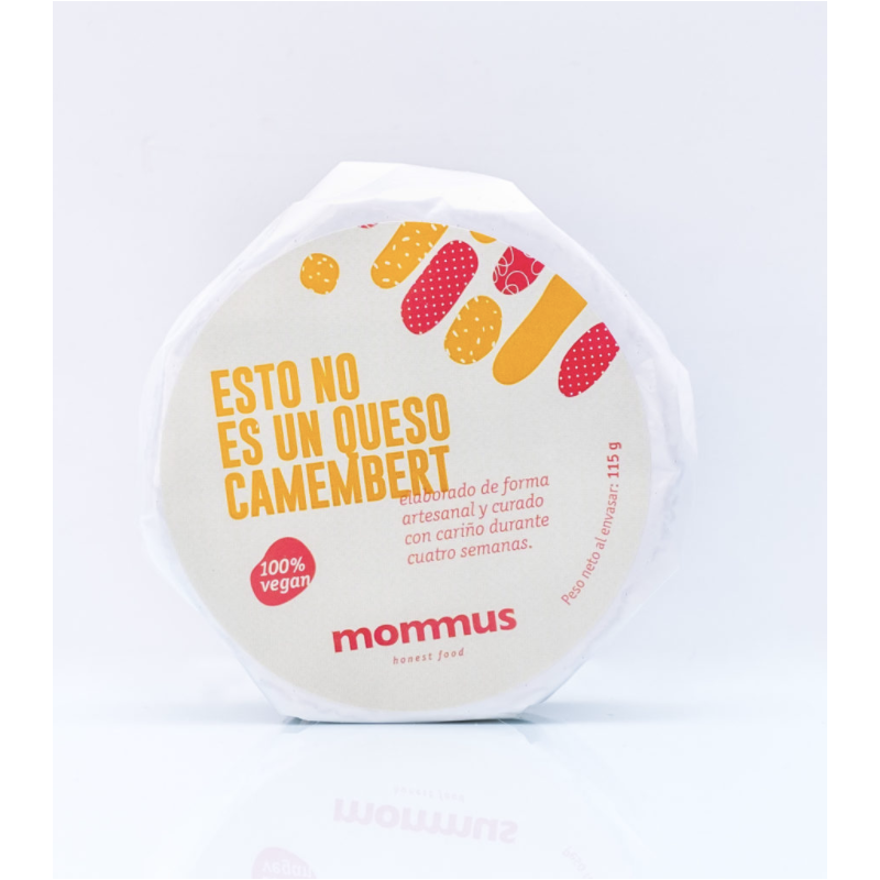 Camembert Vegano Mommus