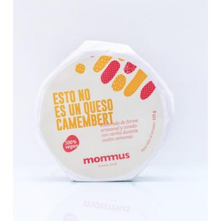 Camembert Vegano Mommus