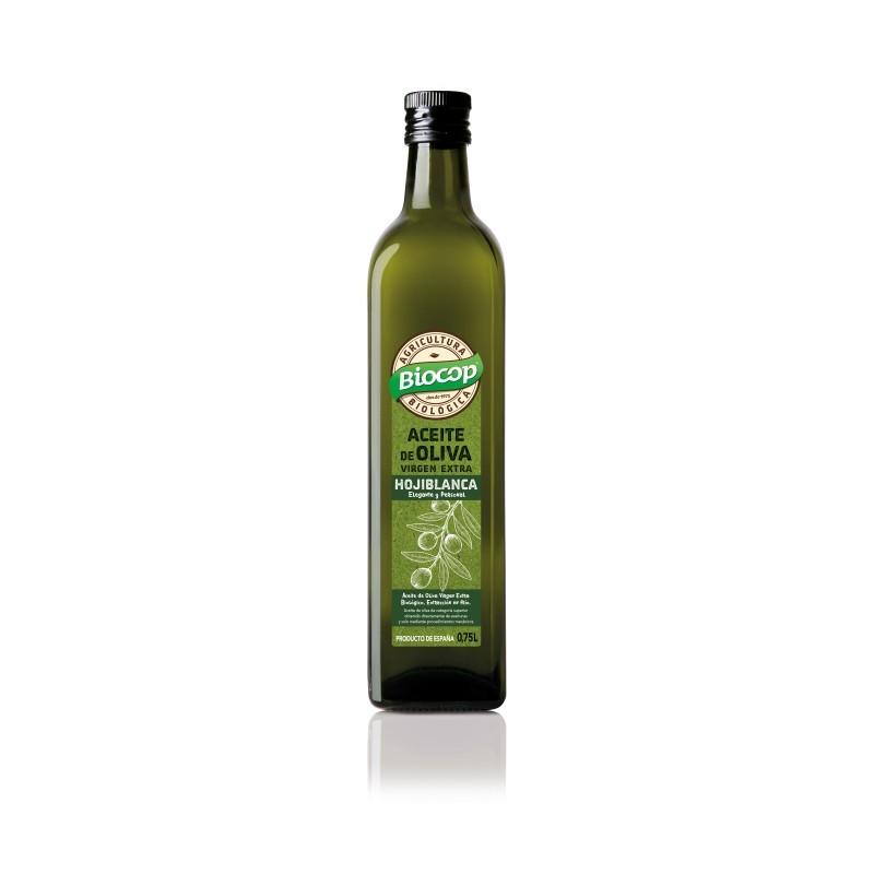 Aceite Oliva Virgen Extra Hojiblanca 75cl Biocop