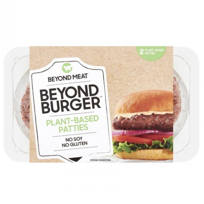 Burger Pack 2u Beyond Meat