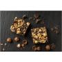Vrownie: Brownie Vegano 3u Luca