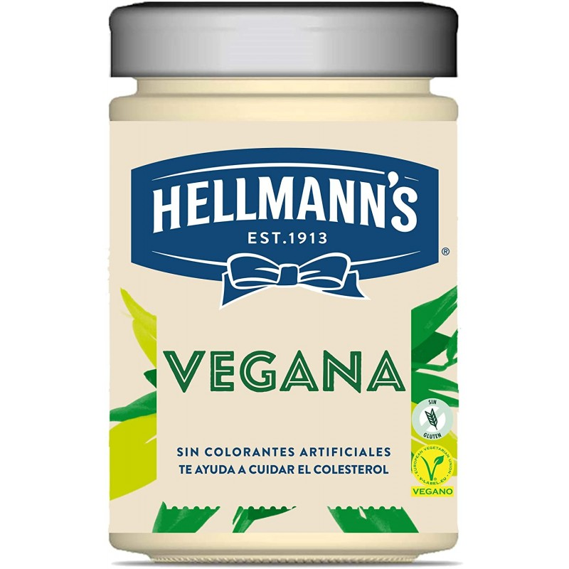 Mayonesa Sin Huevo Hellmann's