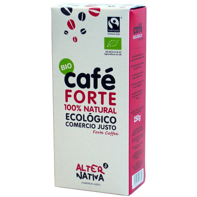 Café Forte Molido 250g Alternativa 3