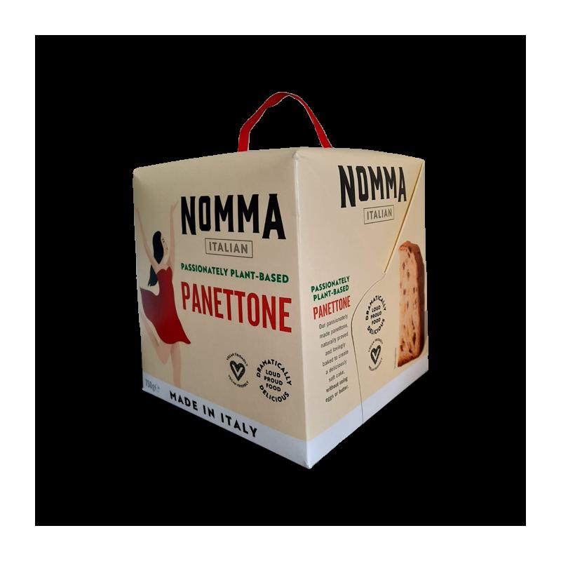 Panettone Vegano 750g Nomma