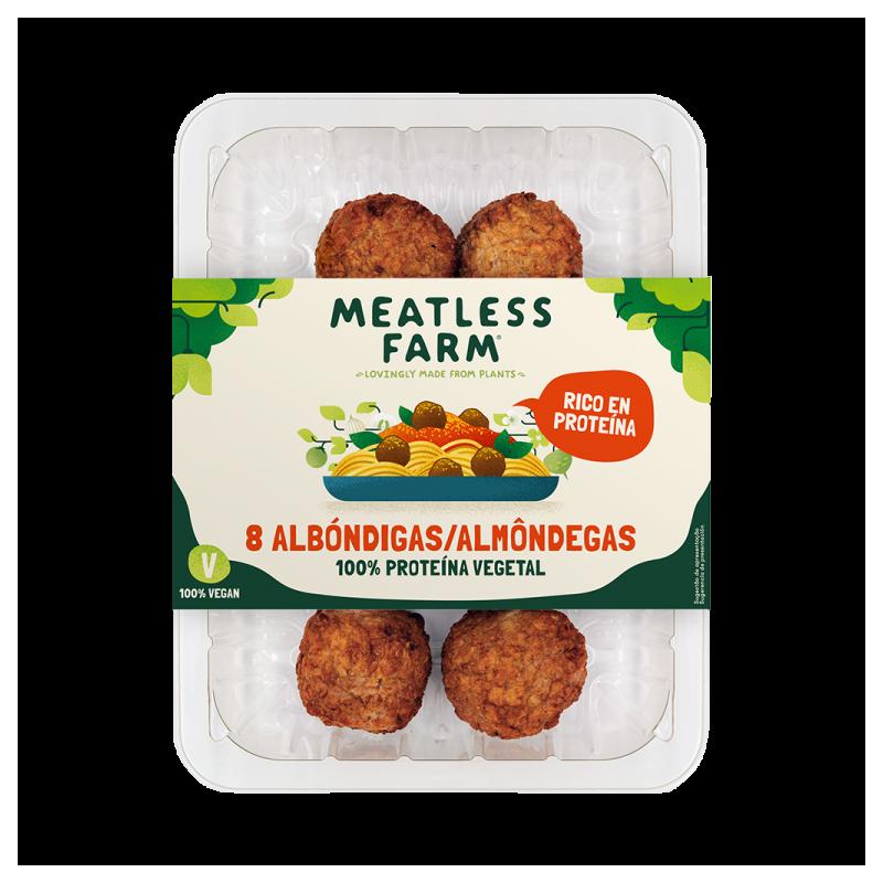 Albóndigas 200g Meatless Farm